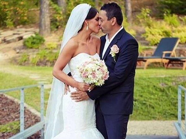 Soutěžní svatební pár číslo 57 - Kristýna a Michal Vaňharovi, Zlín.