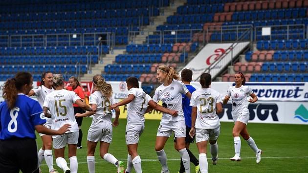 1. fotbalová liga žen 1. FC Slovácko - Liberec