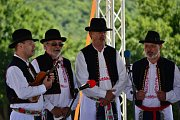 Poslední víkend v červenci se obyvatelé z obou stran hranice sešli na tradičních slavnostech.