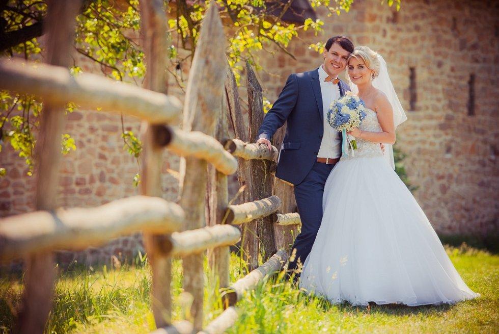 Soutěžní svatební pár číslo 100 - Lucia a Jakub Šmídovi, Zlín
