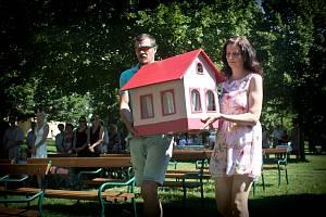 Domácí hospic Antonínek slavil výročí na Svatém Antonínku