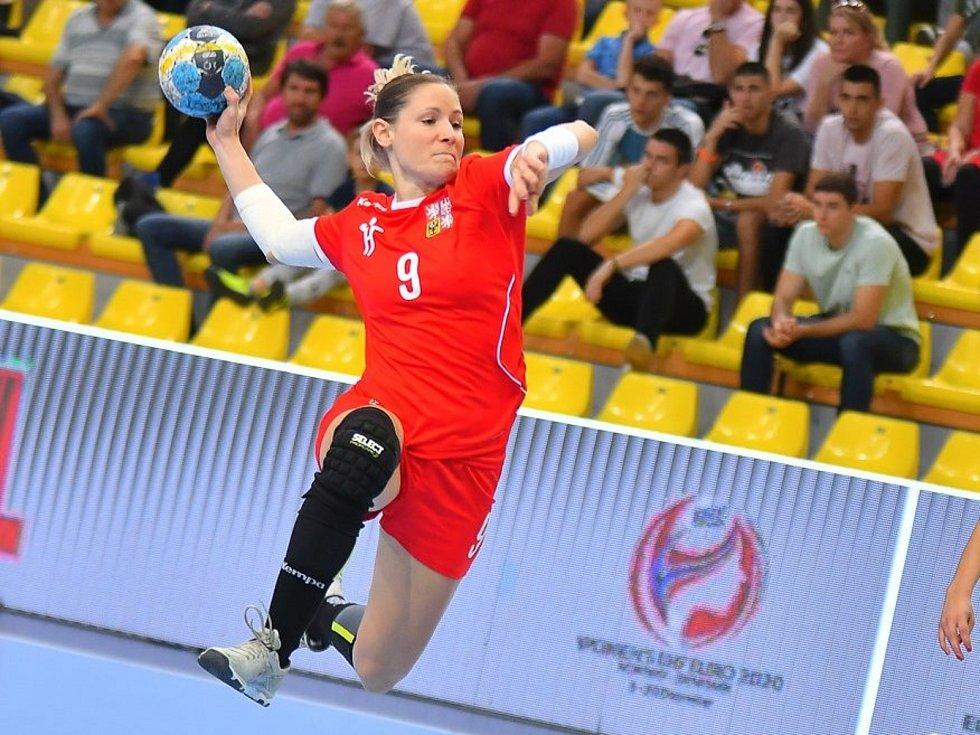 Zkušená házenkářka Kristýna Mika za český národní tým odehrála neuvěřitelných 146 utkání.