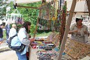 Trh se v ořechovském zámku uskutečnil letos už podruhé.