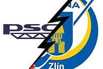 Logo hokejistů PSG Zlín.