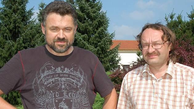 Jaroslav a Petr Kunčíkovi vystavují své fotografie s přírodními motivy premiérově.
