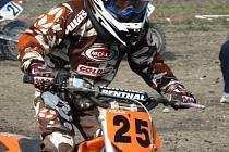 Petr Kolaja byl v Maďarsku k nezastavení, vyhrál obě jízdy.