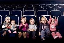 Odmalička v kině – projet kina Máj Uherský Brod zaměřený na celoživotní filmové a kulturní vzdělávání.