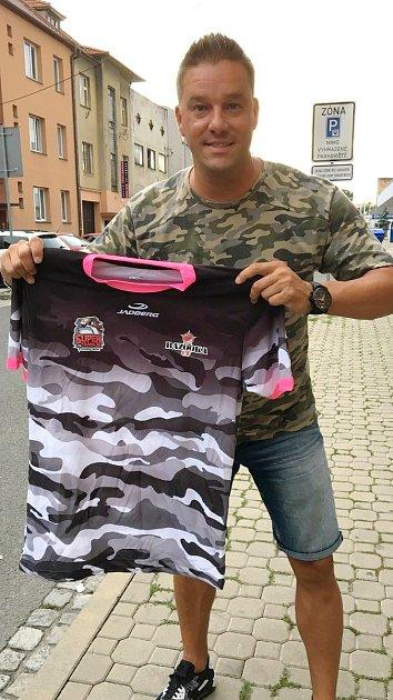 Pet Švancara posílí nováčka II. futsalové ligy Bazooka CF Uherské Hradiště.