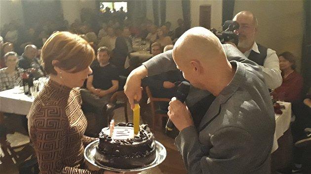 TVS oslavila 20 let