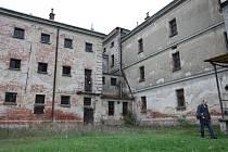 Věznice v Uherském Hradišti. Ilustrační foto.