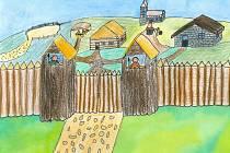Žáci zaslali třiašedesát výtvarných prací.