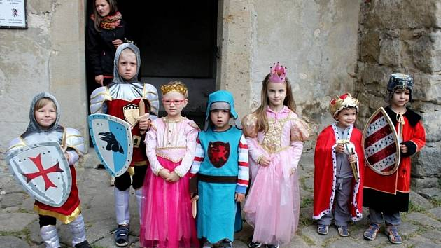 Bohatý předprázdninový program připravila dětem na sobotu Správa hradu Buchlov.