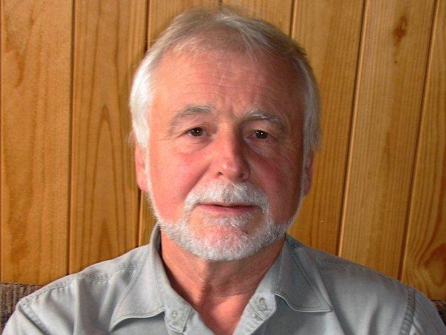 Zdeněk Zálešák, vedoucí lesní správy Buchlovice.