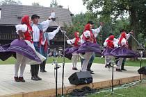 Folklor a vítězství v dovednostní olympiádě, tak vypadal víkend uherskohradišťské Cifry.