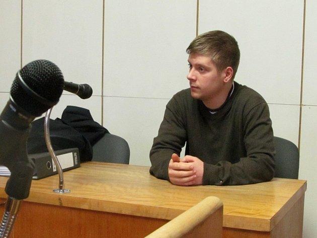 Obžalováný traťový komisař Petr Plášek u soudu. Ilustrační foto.