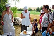 Nadšenci zKudlovické doliny připravili pro kluky a holky už potřinácté pohádkovou stezku.