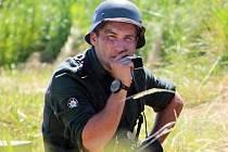 Robin Konečný se věnuje vojenské historii už deset let.