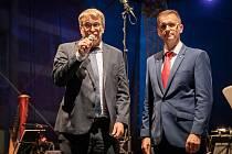 Koncert Filharmonie Bohuslava Martinů, na který byli pozváni především zdravotníci z nemocnic ve Zlínském kraji.