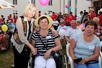 Při Dnech lidí dobré vůle si dalo na Velehradě dostaveníčko 130 vozíčkářů z pěti zemí.