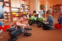Zřízení mateřské školy pro děti zaměstnanců hradišťské nemocnice, bylo podle ředitele tohoto zdravotnického zařízení mimořádně důležité
