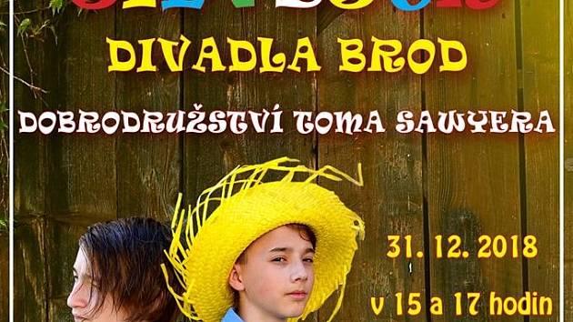 Silvestr Divadla Brod