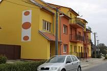Sociální byty v Jalubí.
