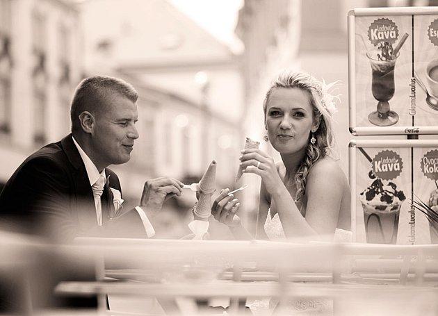 Soutěžní pár č. 85: Veronika a Michael Vrbovi, Přerov