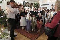 Slovácké muzeum v Uherském Hradišti ve čtvrtek 20. listopadu zahájilo výstavu Stromečku ustroj se, je Štědrý den.