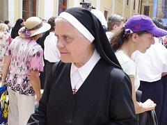 Sestra Václava.