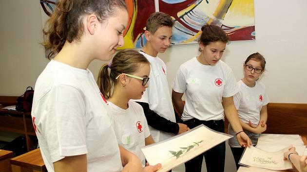 Hlídky mladých zdravotníků ze Slovácka se utkaly o postup do krajského kola.