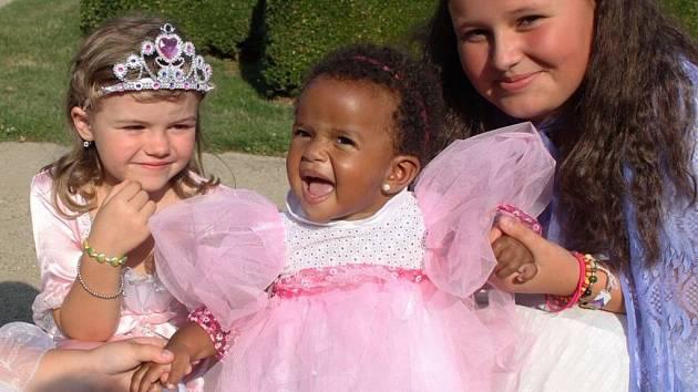 Setkání princezen v Buchlovicích