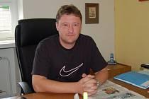 Tak svou funkci ve Slovácku C s nadsázkou nazývá sám Evžen Slavík.