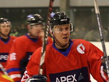 Hokejisté HC Hradiště. Ilustrační foto.
