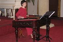 Zuzana Lapčíková zahájila unikátní výstavu.