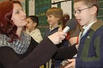 Akce pro předškoláky v hradišťské škole Za  Alejí.