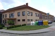 Sportovní hala v Bánově. Ilustrační foto.