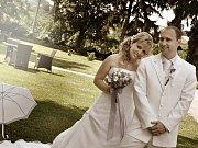 Svatební pár č. 33: Gabriela a Michal Úšelovi