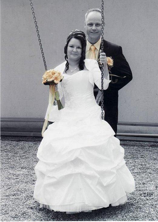 Alena a Rostislav Pavlovi
