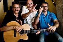Trio vystoupilo v rámci programu Jazzy v Redutě v Uherském Hradišti.