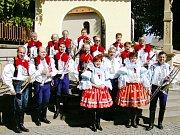 Cimbálová muzika Kunovjan