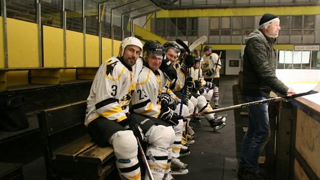Hokejové mužstvo Masaro UH