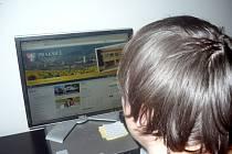 Web Prakšic. Ilustrační foto.