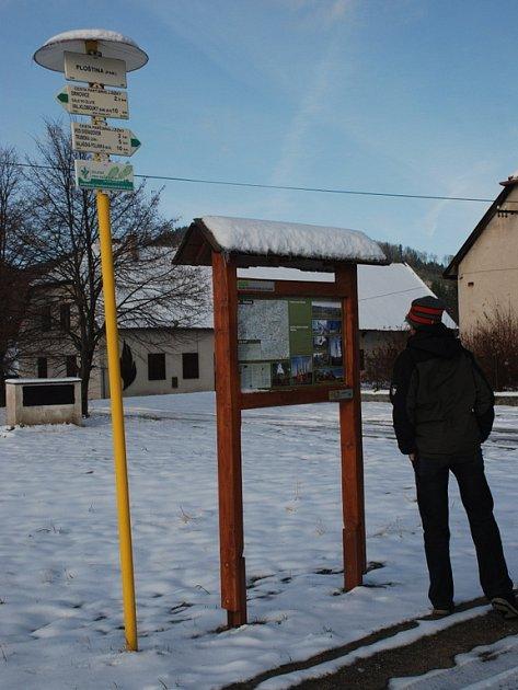 Nový informační systém napoví turistům, ke kterým zajímavým  a mnohdy málo známým místům Vizovických vrchů a Bílých Karpat mají vyrazit.