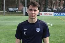 Osmnáctiletý fotbalista Kryštof Obadal se ze Slavie Praha vrátil do Slovácka.