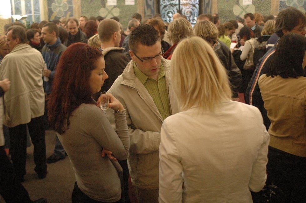 Den vína přilákal do Buchlovic mnoho lidí.