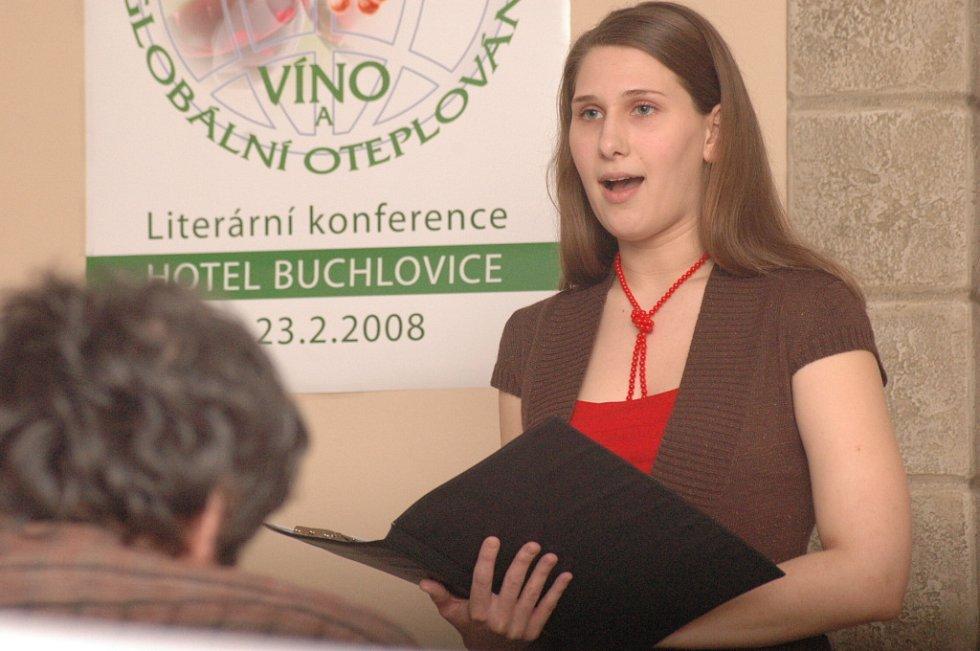 Už po třinácté se také konala literární konference o víně, letos na téma Globální oteplování a víno.