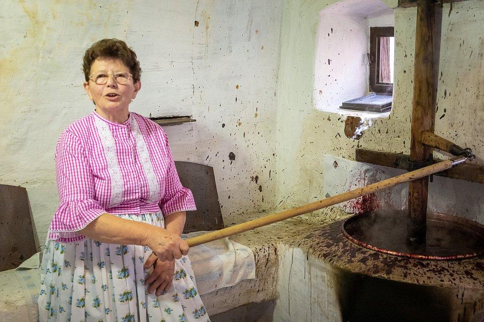 Vaření trnek v Muzeu Na Mlýně v Dolním Němčí 4. září 2021 i s doprovodným programem.