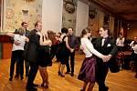 Na farním plese se tancovalo všechno. Od Bacha až po Vlacha.