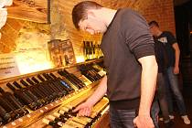 Galerie Slováckých vín. Ilustrační foto.
