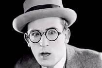 Harold Lloyd. Ilustrační fot.